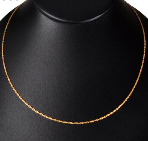 Elegant Cross Ash Holder Cremation Urn Keepsake Pendant Necklace Gold Plated