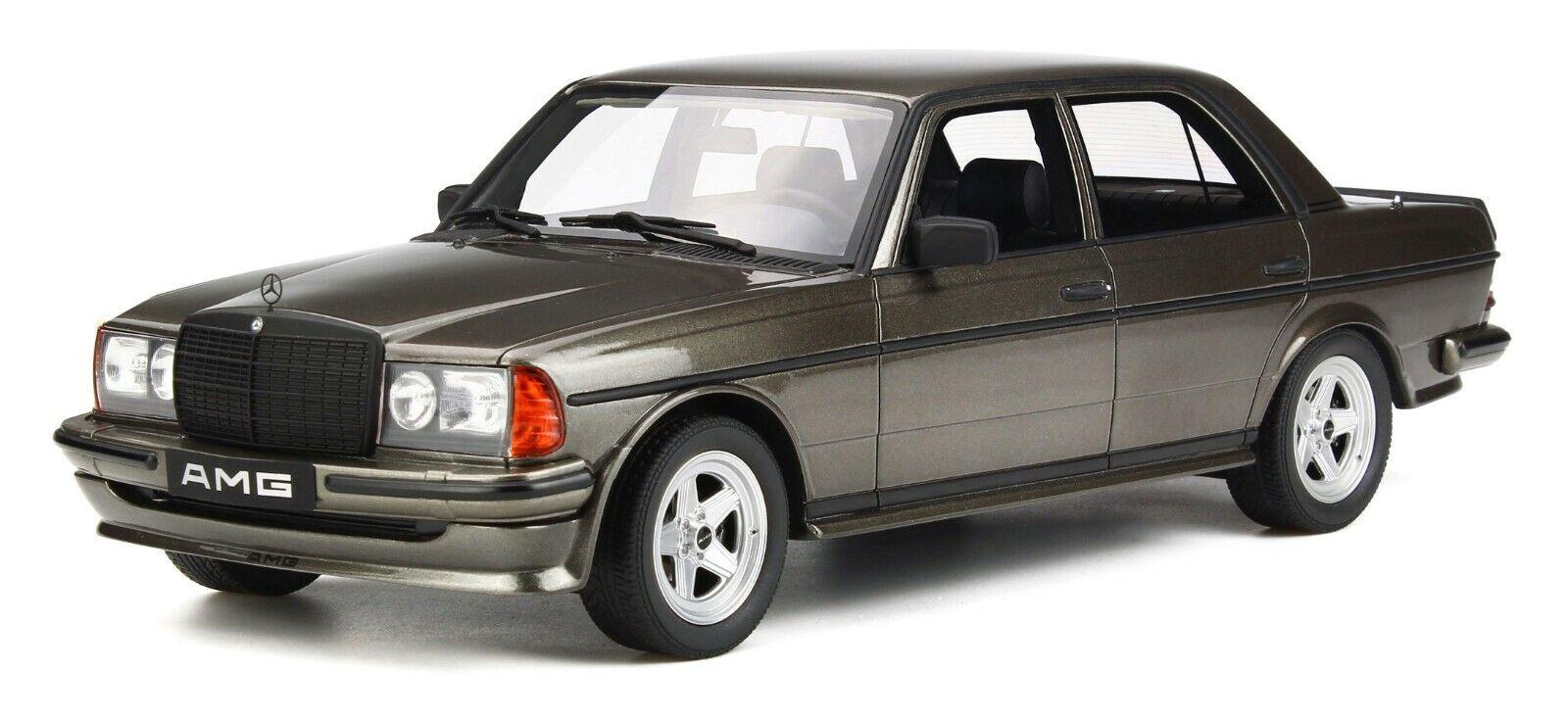 Mercedes-Benz w123 AMG 280 ot750 limitée 1.500 pièces Ottomobile 1 18