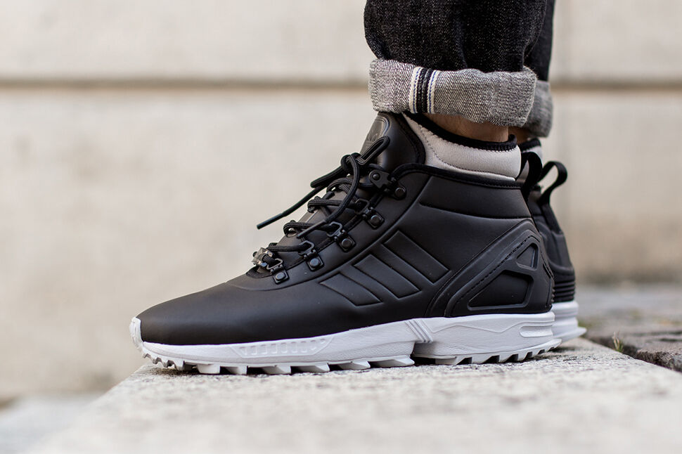 Adidas Originals ZX Flux Winter Core Black S82928 Price reduction Torsion Boots Tech