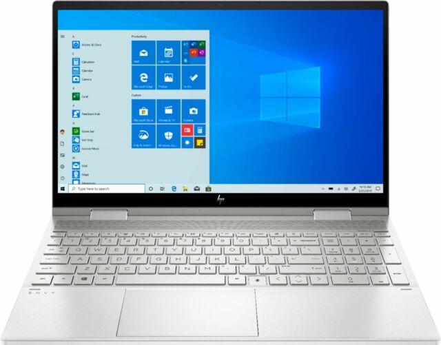 Hp Pavilion 15 Br080wm X360 15 6 Touchscreen 2 In 1 Laptop Windows 10 Intel C For Sale Online Ebay