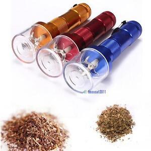 Electric-Aluminum-Metal-Grinder-Crusher-Crank-Tobacco-Smoke-Spice-Herb-Muller-SR
