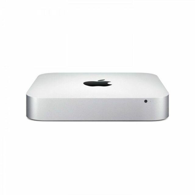 Apple Mac mini 6,1 - md387d/a - Late 2012-i5 2,5 GHz - 4 Go RAM - 500 Go HDD