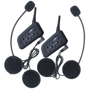 bt interphone v6 1200 instructions