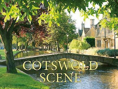 1 of 1 - Cotswold Scene: A View of the Hills and Surrounding Areas, Including Bath and...
