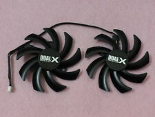 85mm Sapphire AMD R9 280X 280 270X Dual-X Fan Replacement FD7010H12S 0.35A R158a