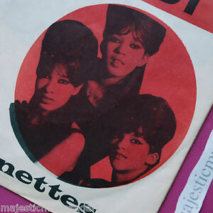 The Ronettes Be My Baby 7 034 Vinyl 1963 Denmark Exclusive