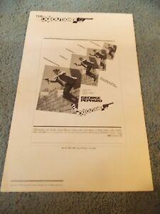 THE-EXECUTIONER-1970-GEORGE-PEPPARD-ORIGINAL-PRESSBOOK