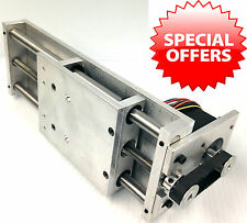 """Z AXIS SLIDE 5""""-6 """" TRAVEL --- X CARVE READY --- BELT COUPLED CNC ROUTER"""