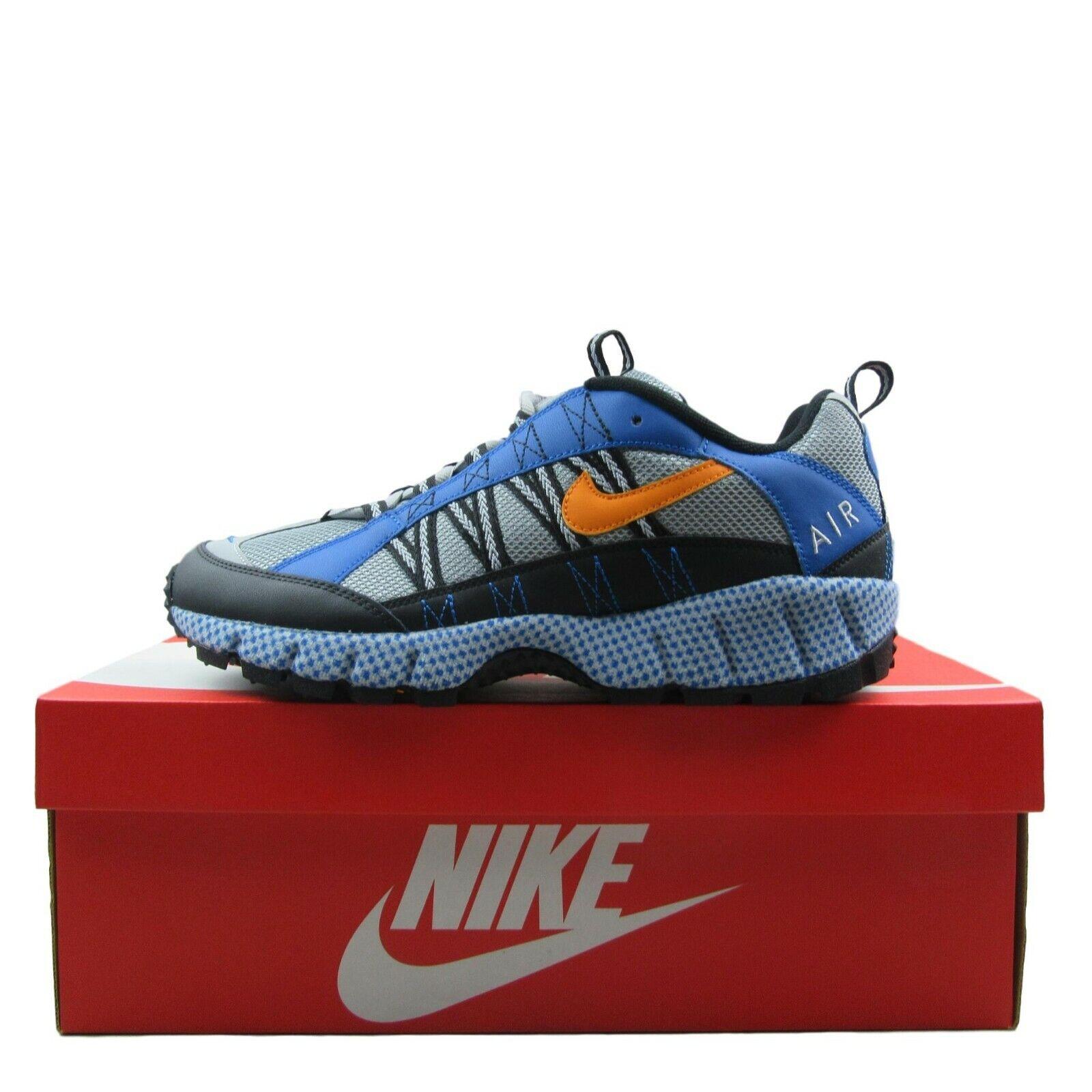 Nike Air Humara 17' QS Hiking Trail Mens shoes blueee Spark Silver AO3297 001 New
