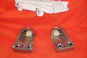 6pc NORS door striker plate screws 1955 1956 1957 1958 1959 1960 1961 1962 Chevy