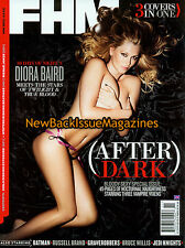 UK FHM 11/10,Diora Baird,November 2010,NEW