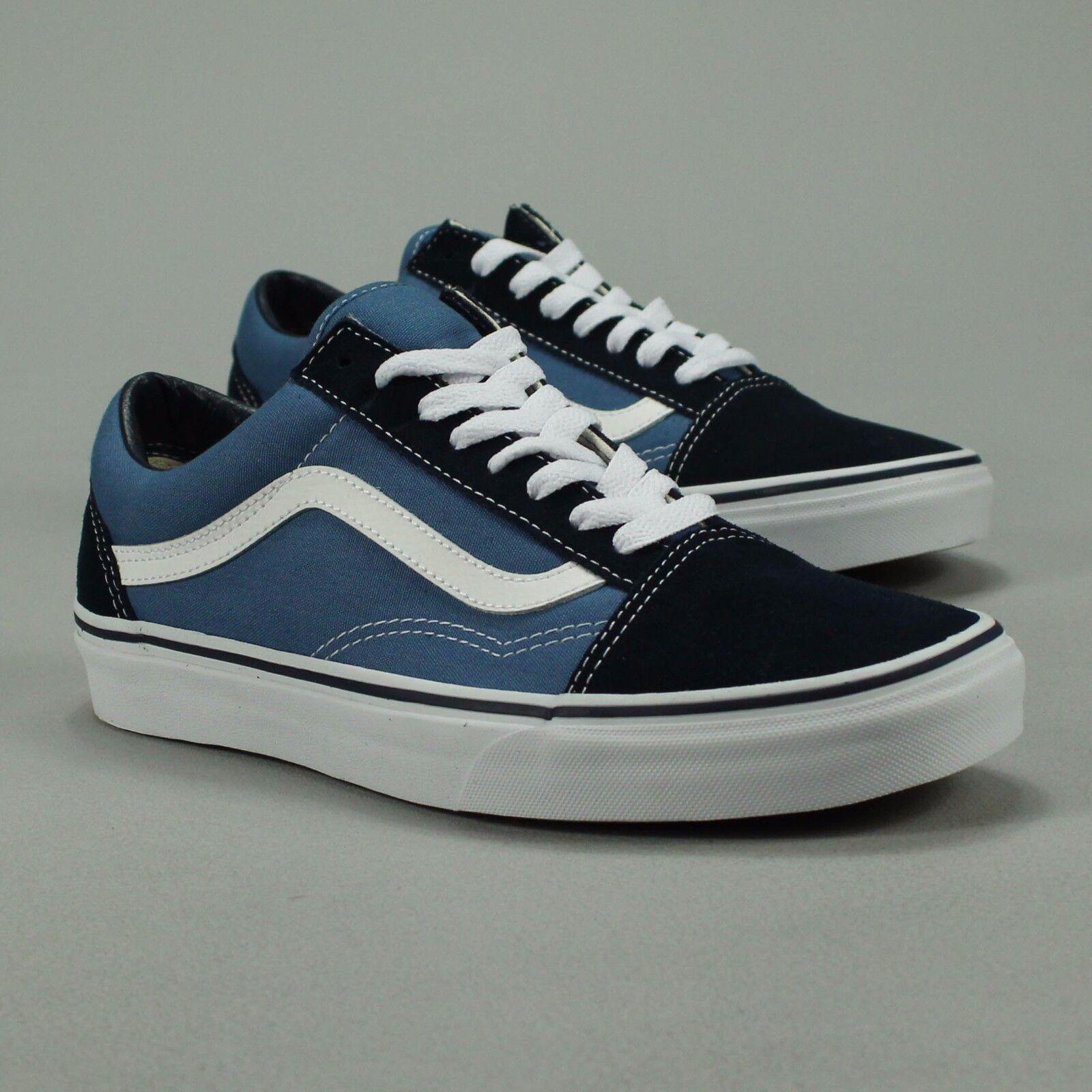 Vans Old New Skool Trainers Pumps Schuhes New Old in box UK Größe 4, 5, 6, 7, 8,9,10, de495b