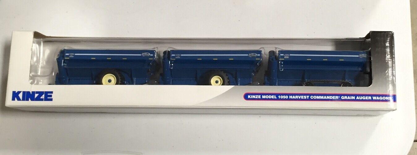 Speccast kinze 1050 Grain panier Kit de 3  d 731 de 1000 1 64 NEW IN BOX