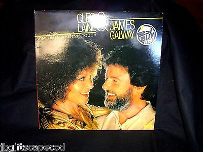 JAZZ LP - CLEO LAINE AND JAMES GALWAY 'SOMETIMES WHEN WE TOUCH'