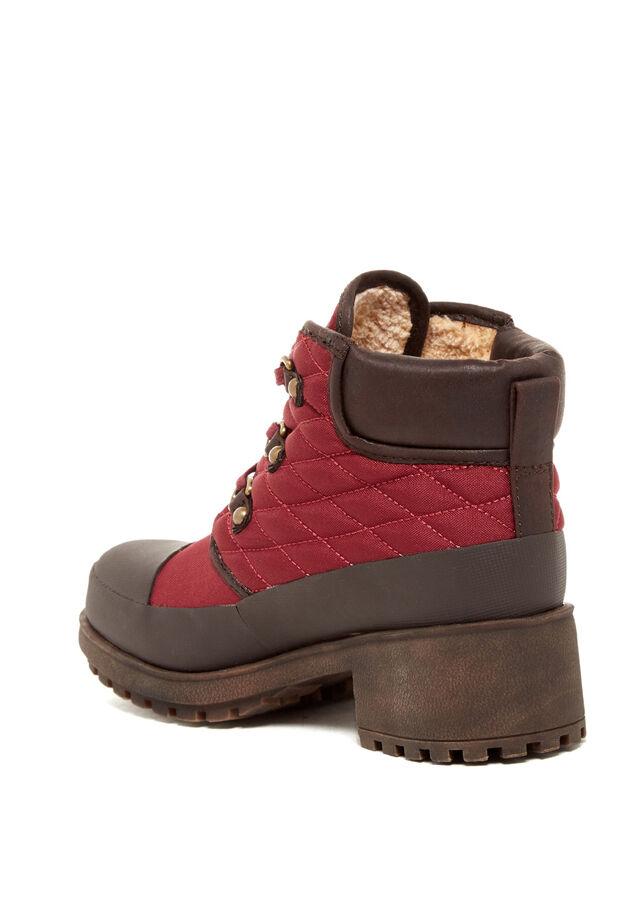 New Lucky Brand Stiefel AKONN Damens Fur Lug Stiefel Brand Größe 8 337a34