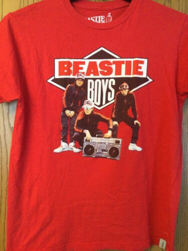 Beastie Boys - Red Shirt.  L.