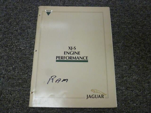1987 1988 1989 1990 Jaguar Xjs Xj