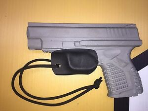 Kydex-Trigger-Guard-for-Springfield-XDS-Black