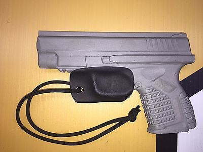 Kydex Trigger Guard for XDS Mod.2 Black
