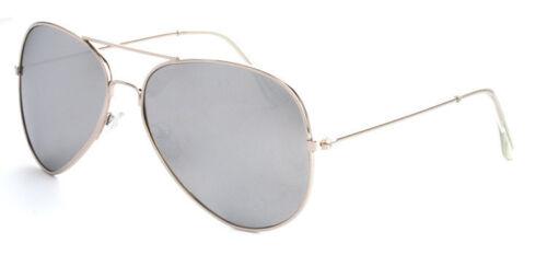 Sonnenbrille Pilotenbrille Verspiegelt Fliegerbrille Pornobrille Brille UV400