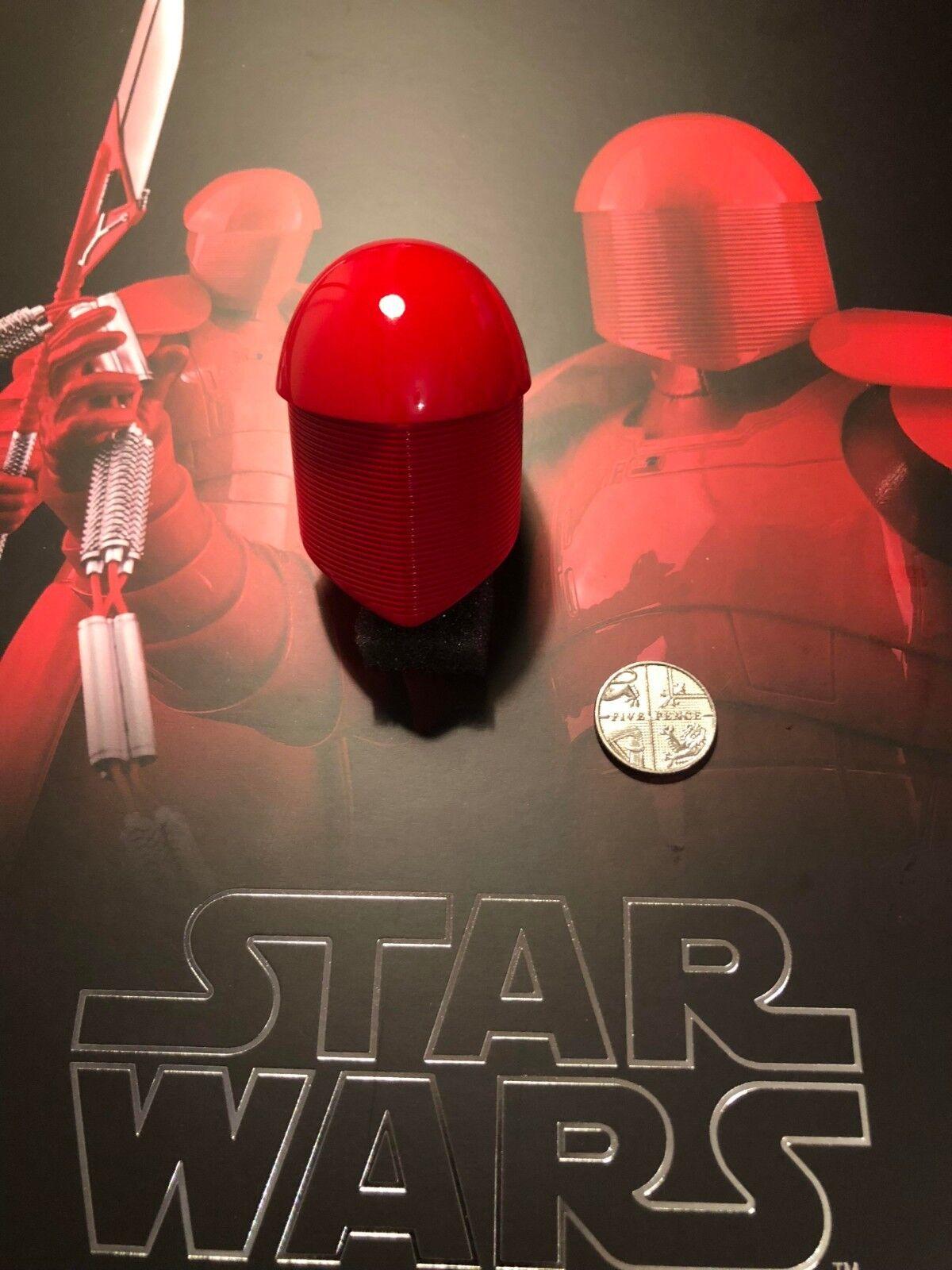 Hot Toys Star Wars Praetorian Praetorian Praetorian Guard HB Helmet Head Sculpt loose 1 6th scale 8d3e1d