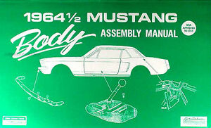 ford factory assembly manuals