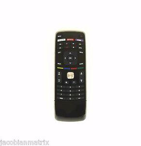 Vizio Qwerty Keyboard HD TV Remote Control E422VLE E472VLE E552VLE Internet APPS