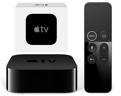 EXCELLENT Used Apple TV 4K 5th Gen 32GB A1842 MQD22LL//A Streaming Media Player