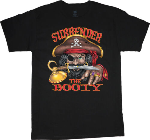 Big men/'s t-shirt pirate booty funny tee plus size big tall 4X 5X 6X 7X 10X