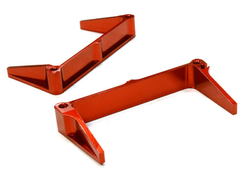 INTEGY RC C26151RED CNC Replacement Battery Brace for C26146 LCG Conversion Kit
