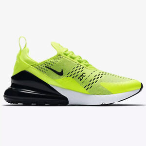 the best attitude 0139a 434f7 Image is loading AUTHENTIC-NIKE-AIR-MAX-270-Volt-Black-Dark-