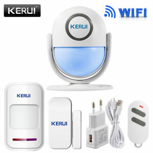 New-WiFi-Wireless-Home-Alarm-PIR-Motion-Sensor-System-Infrared-Detector-Security