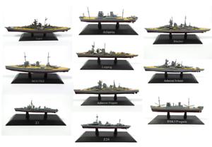 Lot de 10 Navires allemands Kriegsmarine WW2 WW2 WW2 - 1 1250 bateau militaire WSL6 9cf403