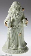 Santa Claus Collectible Ceramic Musical Christmas Figurine