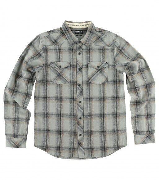 O/'Neill HUBBARD Mens 100/% Cotton Button Up Short Sleeve Shirt  Medium NEW 2017