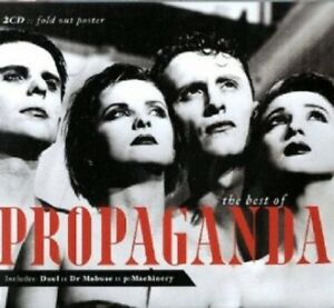 PROPAGANDA-BEST-OF-2-CD-NEU