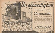 Y8996 Tondeuse à gazon JEXEL - Pubblicità d'epoca - 1926 Old advertising