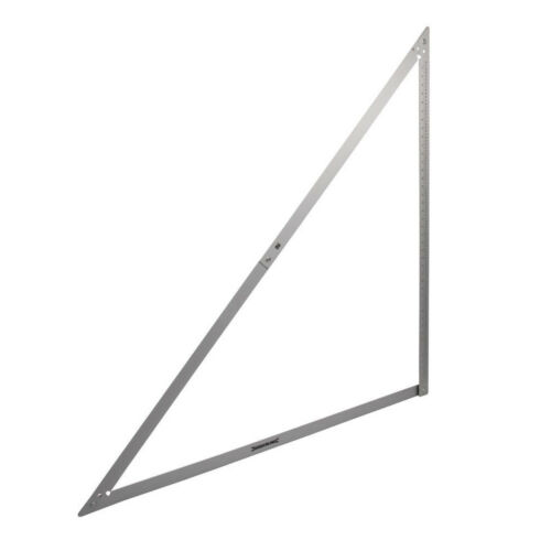 Folding Frame Square 1200mm Square Roofing Imperial Measuring Aluminium Foldable
