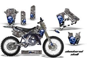 Graphics-Kit-Decal-Sticker-Wrap-Plates-For-Yamaha-YZ125-1991-1992-CHECK-U-S
