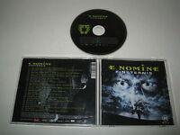 E NOMINE/FINSTERNIS(ZEITGEIST/589 536-2)CD ALBUM