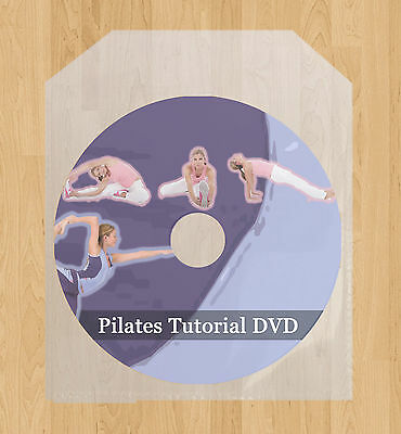 Learn Pilates exercises for beginners workout tutorial DVD Video Guide lessons