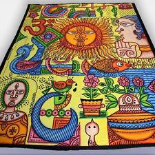 Tagesdecke- PSY sogni- Attaccatura di parete Copriletto Goa hippie di trance