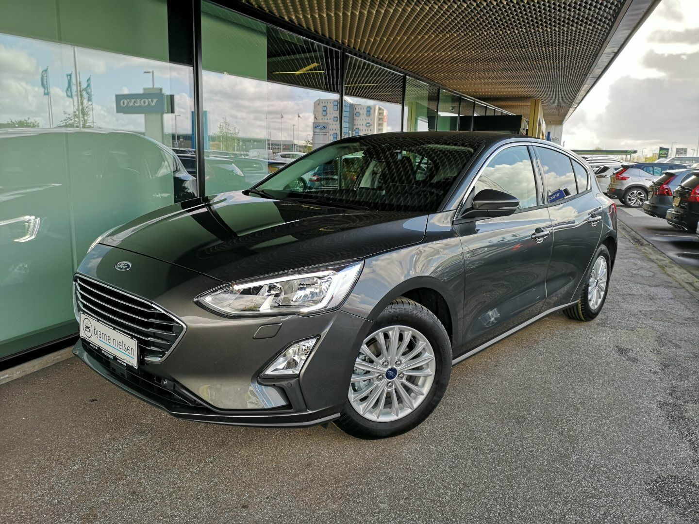 Ford Focus 1,0 EcoBoost Titanium Business