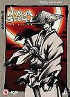 Ninja Scroll Collection (DVD, 2011, 4-Disc Set)