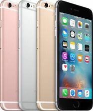 APPLE IPHONE 6S 64GB - SPACEGRAU, SILBER, GOLD, ROSE GOLD - OHNE SIMLOCK - WOW