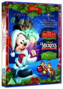 Mickey Mouse Twice Upon A Christmas.Details About Mickey Mouse Once Upon Twice Upon Mickeys Magical Christmas New Dvd Buu01