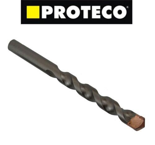 MASONRY DRILL BITS Wall Brick Stone Marble Drill Bit TUNGSTEN CARBIDE PROTECO S