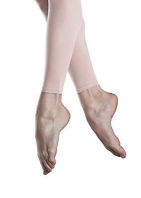 Baryshnikov 8009 Ballet Pink Women/'s A Small Elasta Footless Tights