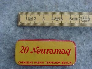 Barattolo-Latta-Neuramag-Chimica-Fabbrica-Tempelhof-Berlino-68x28-MM