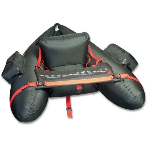 Belly Bateau Bundle Float Star 120 cm canot pneumatique 130 kg capacité de charge inclus nageoires